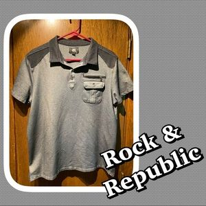 🆕Rock & Republic Polo Shirt🔷